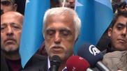 Turkey: Turkmen march on Russian consulate in Istanbul
