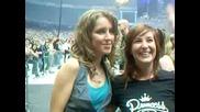 Esmee Denters In Amsterdam Arena