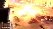Първи впечатляващи кадри от снимките на * 13 часа * - филм на Майкъл Бей.