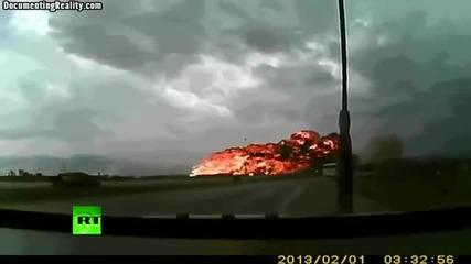 Самолетна катастрофа !