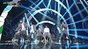142.0506-3 Seventeen - Pretty U, Music Bank E835 (060516)