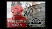 Xrisko Madjuna and Mimo freestyle za bg rapa plqskam