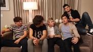 One Direction - Съобщение за Английските и Ирландските фенове