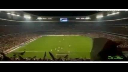 Най- бързият гол в историята на Шампионска лига - 10 секунди !