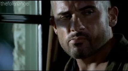 Prison Break / Бягство от затвора сезон 2 епизод 10 (bgaudio) (част 2)