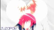 Misaki and Usui - I Wish You Were Here