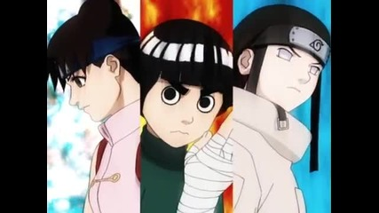 Naruto opening 2 --- Наруто интро № 2 (за носталгията:d