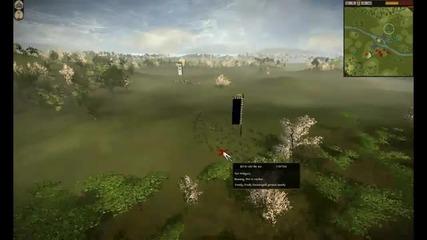 Total War Shogun 2 from youtube