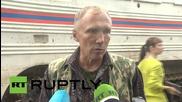 Мечки прекараха три дни в капана на наводнените си клетки в Русия