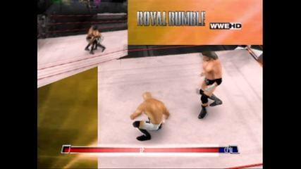 Wwe Royal Rumble Mod - Triple H Vs. Tyson Kid [ Bg Audio ]