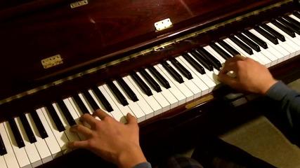 Невероятно изпълнение на пиано