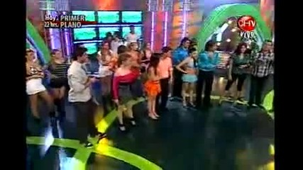 23.04.2010 Reality Show In Chile Yingo с участието на Evailo - Част 2