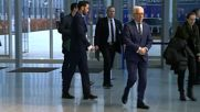 Belgium: Mogherini and foreign ministers arrive for NATO meet in Brussels