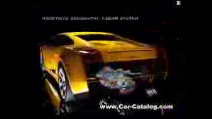 Lamborghini Gallardo Presentation