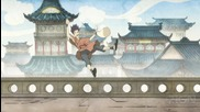 Korra Meets the First Avatar (spoiler)