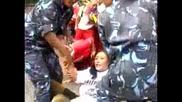 Полицията арестува протестиращи тибетци