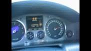 Phaeton W12 Ускорение от 0 до 250!