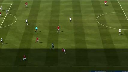 Fifa 11 - Best Skills and Goals