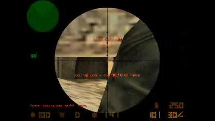 qrosten * Counter Strike клипче част 1