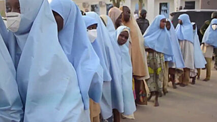 Nigeria: Schoolgirls welcomed by Zamfara governor after kidnapping release