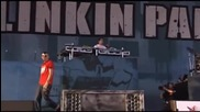 * Превод * Linkin Park - In The End ( Rock Am Ring 2004) Hd