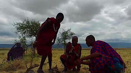 Серенгети, обяд с масаи (Без багаж еп.188 трейлър)