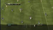 Fifa 09 Chelsea Vs Arsenal Gameplay Part2