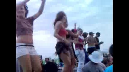Pete Tong @ Solar 09,  Cacao Beach,  (sat 25.7.2009) 2