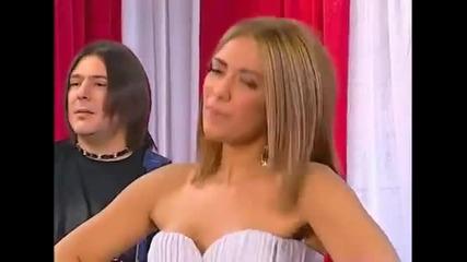 Ana Nikolic - Zla barbika - Promocija - (Tv Dm Sat 2011)