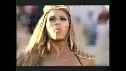Pepsi (britney Spears,  Beyonce,  Pink - We Will Rock You)