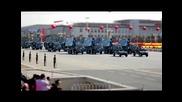 кадри - Парад на националния празник на Китай