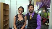 Dancing Stars - Спасените Мариан и Михаела (20.03.2014г.)