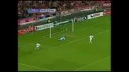 Бенфика 0 - 2 Галатасарай