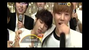 110802 Infinite - Back Stage eng