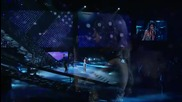 Бг Превод! Selena Gomez and The Scene - A Year Without Rain Pca 2011 Live! H Q