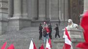 Peru: Supporters rally behind Fujimori's presidential vote fraud allegations