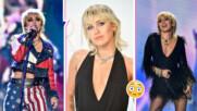 Скандално: Майли Сайръс с неприлични снимки за списание! Певицата разкри не само душата си