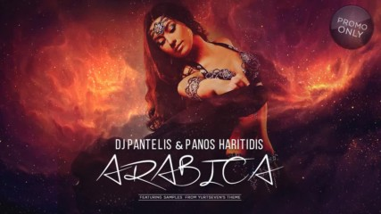 Dj Pantelis Panos Haritidis - Arabica