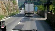 Mercedes Actros 1844 road trip 3