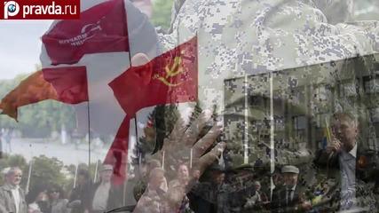 9-ти май 2014, Славянск, Днр, Ден на победата