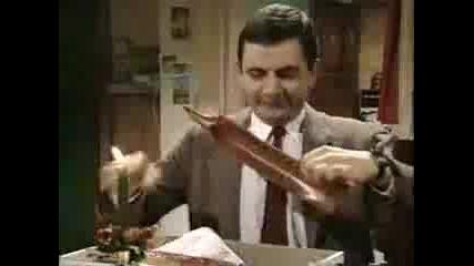 Mr. Bean - Бъдни Вечер