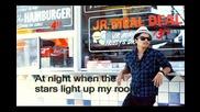 Бг Превод ! Bruno Mars - Talkin to The Moon [ With Lyrics ]