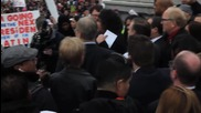 USA: Thousands of Latinos hit Wisconsin Capitol in protest against immigration bills