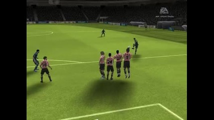 Ronaldo Free Kick - Fifa 10