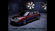 Need For Speed Carbon - Mega Tuning [part2]