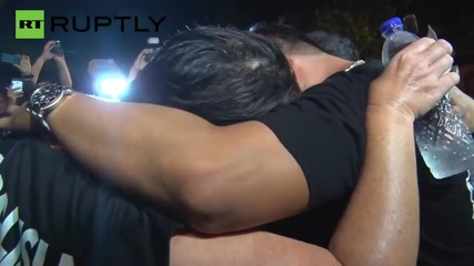 'Bali Nine' Caskets Reach Mainland Indonesia After Execution