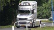 Scania torpedo T580 V8 Van Der Heijden