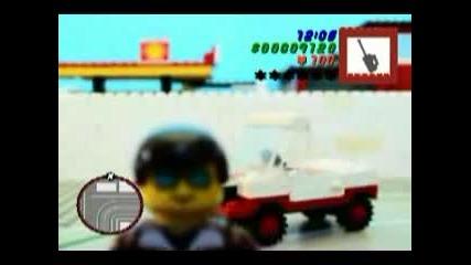 Lego - Grand Theft Auto