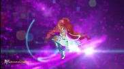 Winx Club Bloomix Transformation (with Bloom) Hd