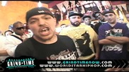 Grind Time Presents Illmaculate vs Conceited Round 2 Rap Battle